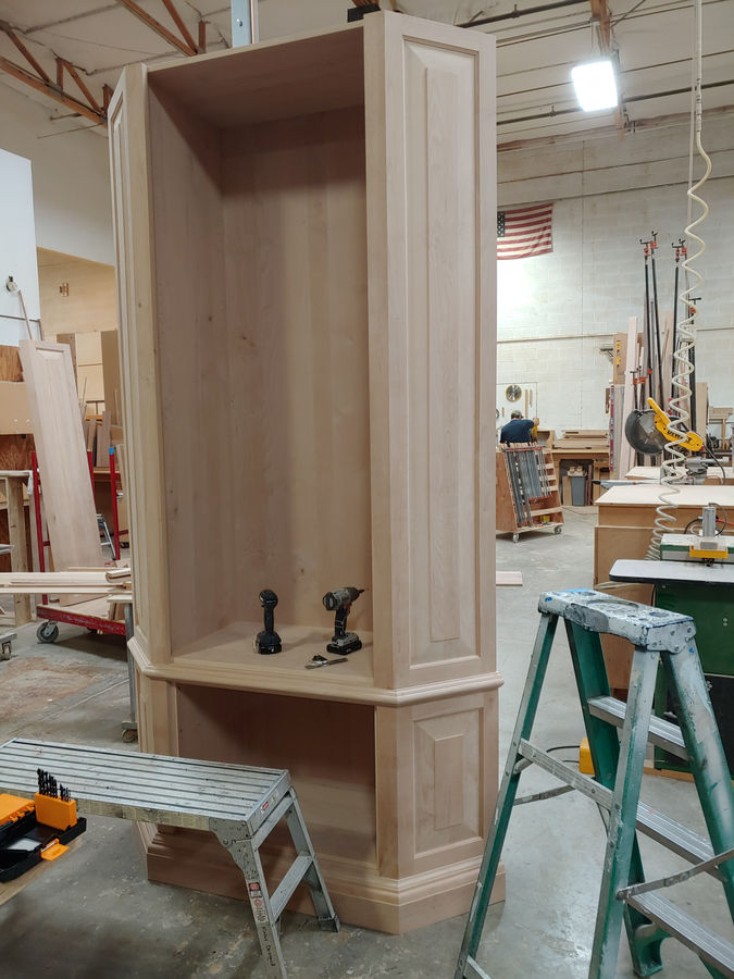 Photo of 2 Corner Built Ins