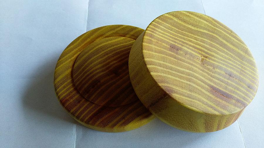 Photo of Osage Orange Box