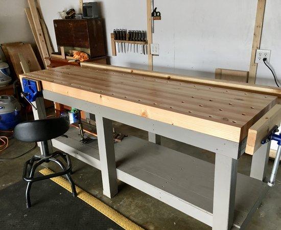 Handtool Workbench
