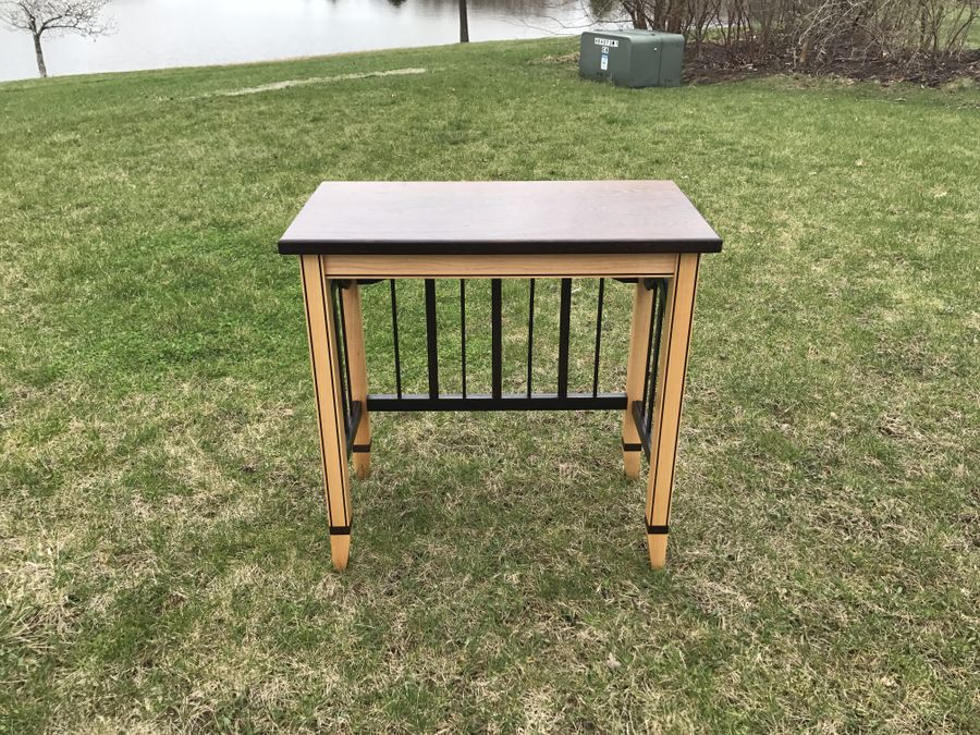 Photo of Art Deco Inspired Occasional Table