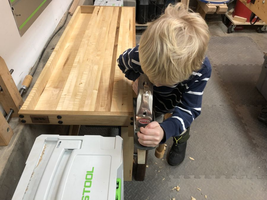 Photo of Kiddos Workbench