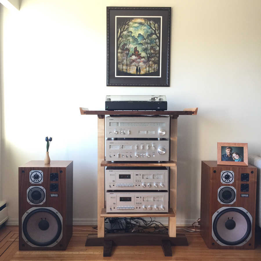 Photo of Torii Stereo Rack