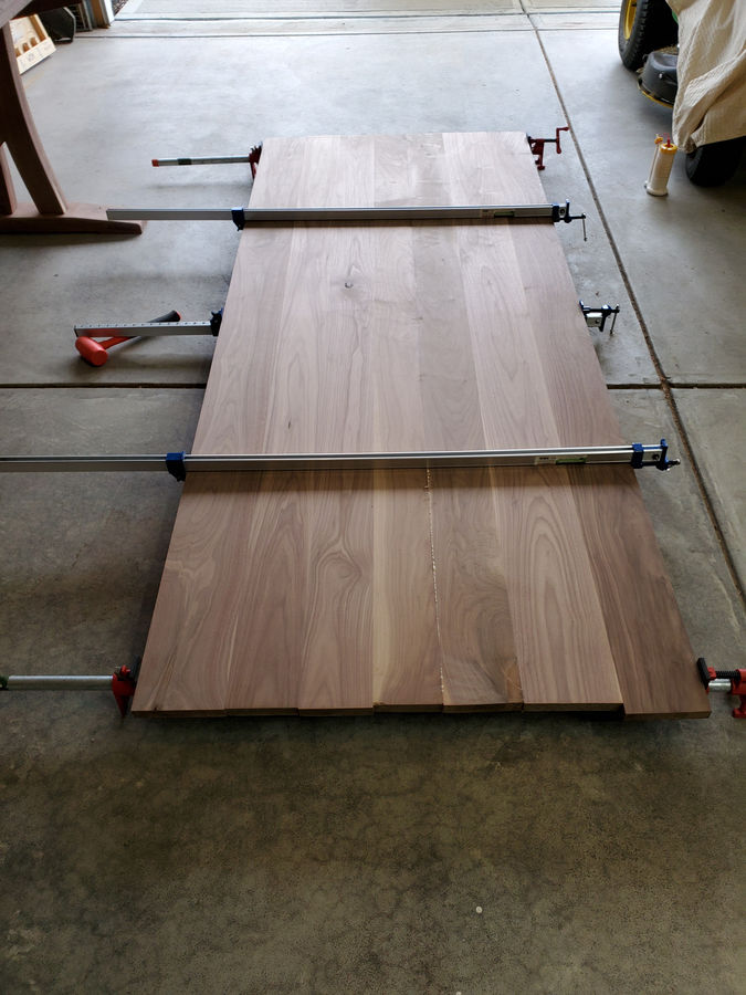 Photo of Black Walnut 8+ person dining table