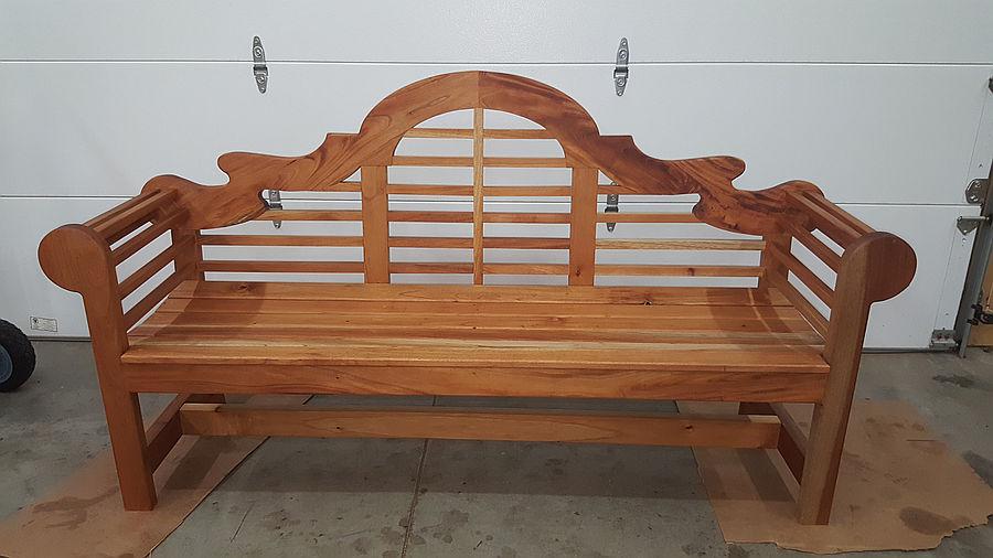 Photo of Lutyen's Garden Bench