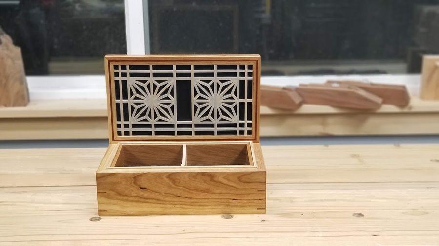 Photo of Kumiko Box