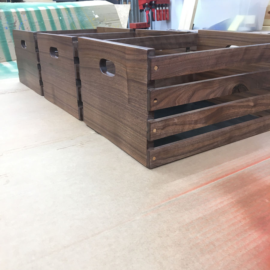 Photo of Live Edge Entry Table