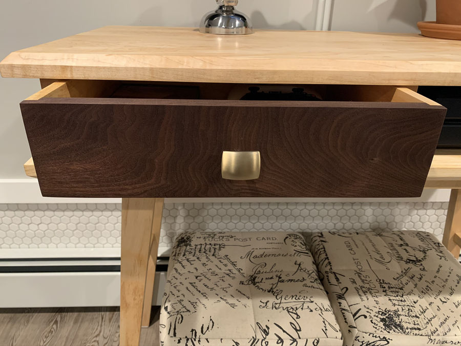 Photo of Maple Credenza