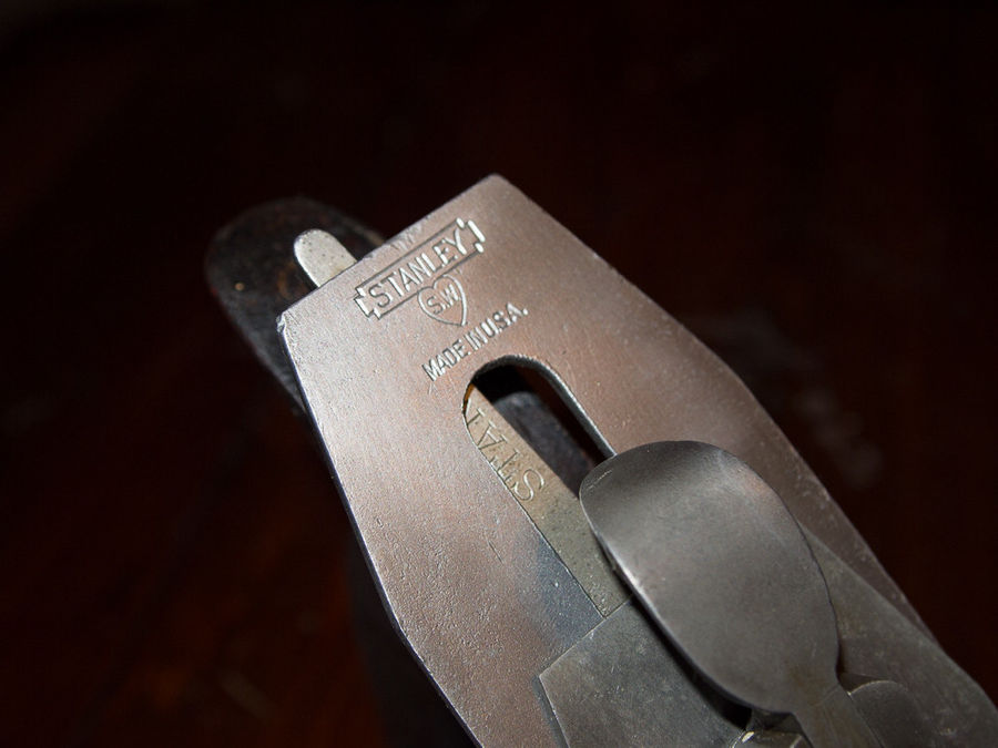 Photo of Stanley No.4c Type 13 Bench Plane Sweetheart Restoration