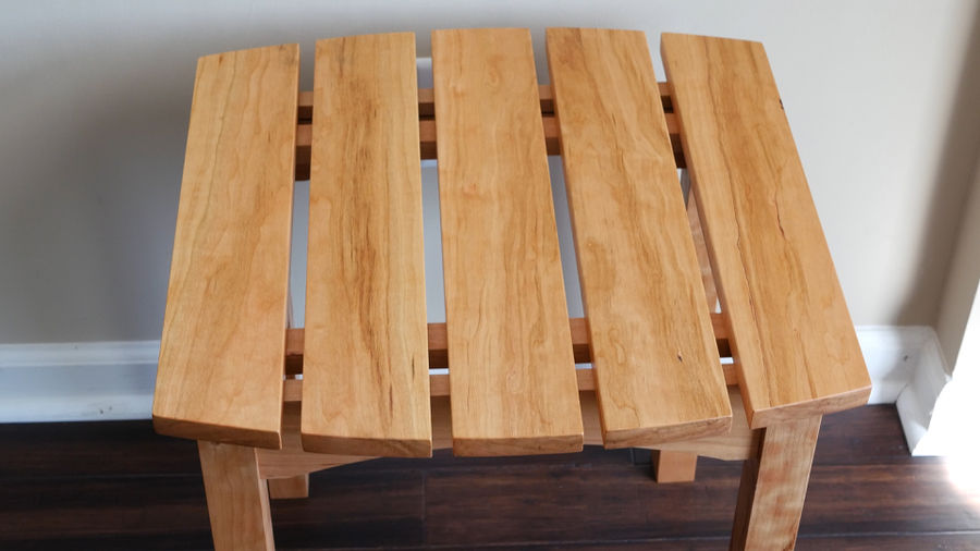 Photo of Cherry Side Table