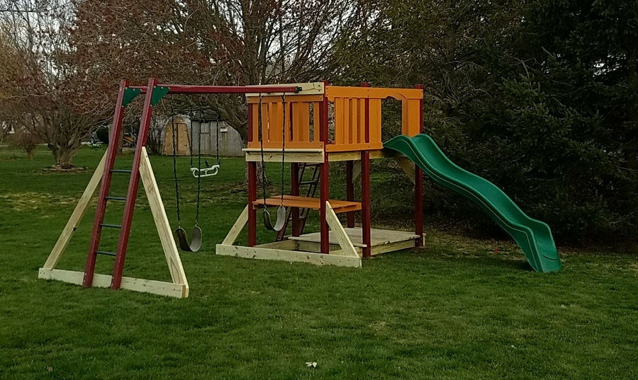 Photo of Crusty Old Set Gets New Life And New Home