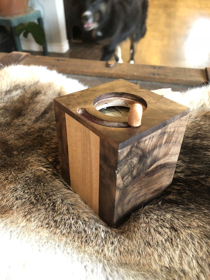 Photo of Engagement Ring Box