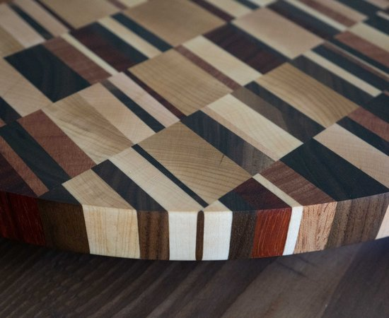 Lazy Susan - Dressed up in a Chaotic Pattern