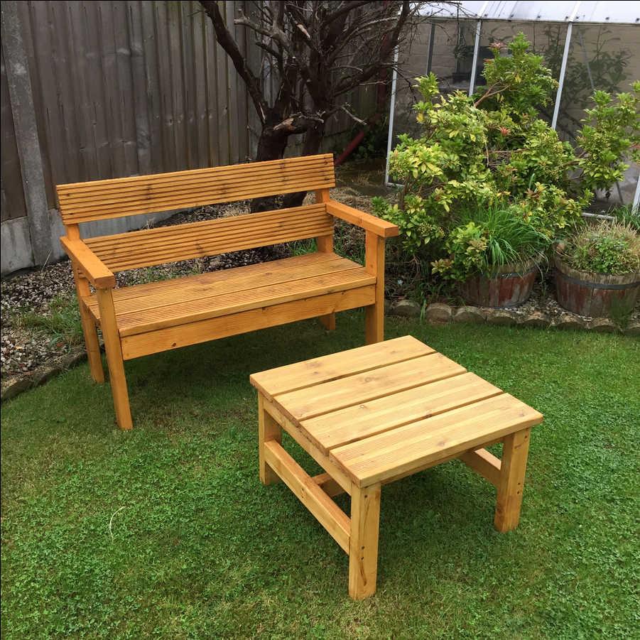Photo of Garden Coffee Table