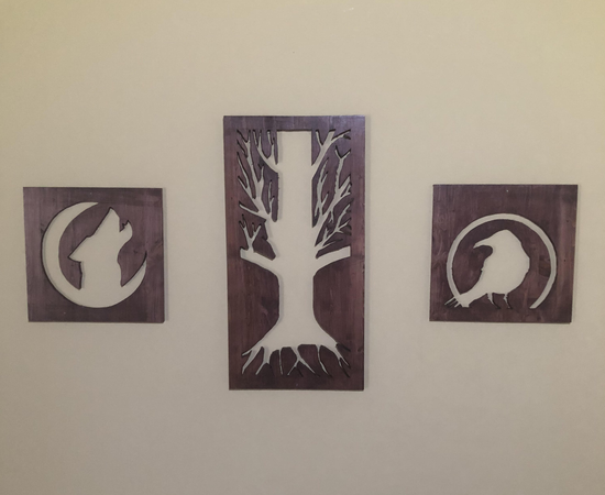 2x4 Scroll Saw Pictures