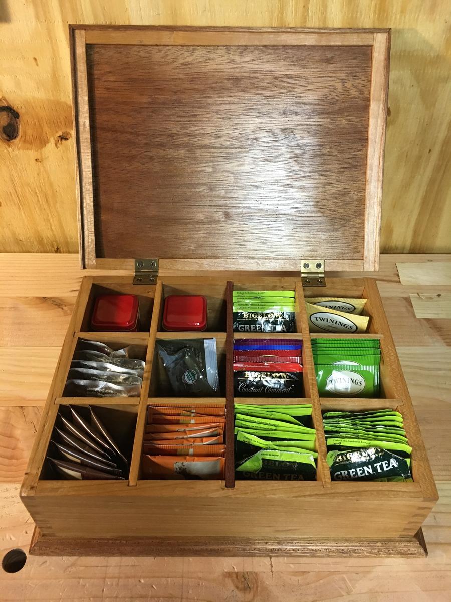 Photo of Cherry Tea Box