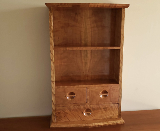 Cherry Wall Cabinet