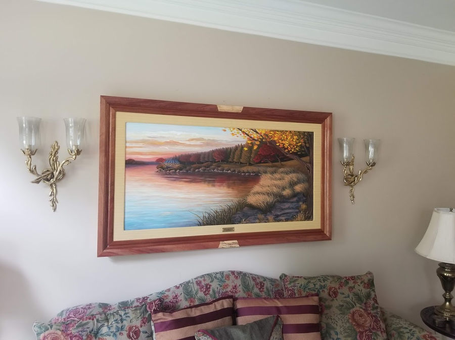 Photo of New Picture Frame