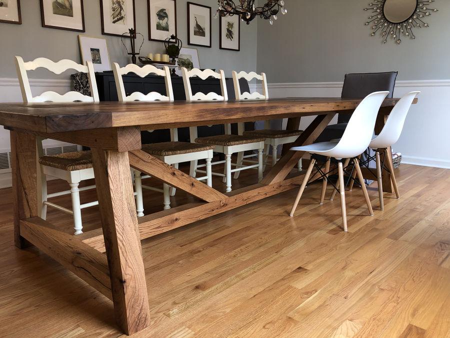 Photo of Farm table