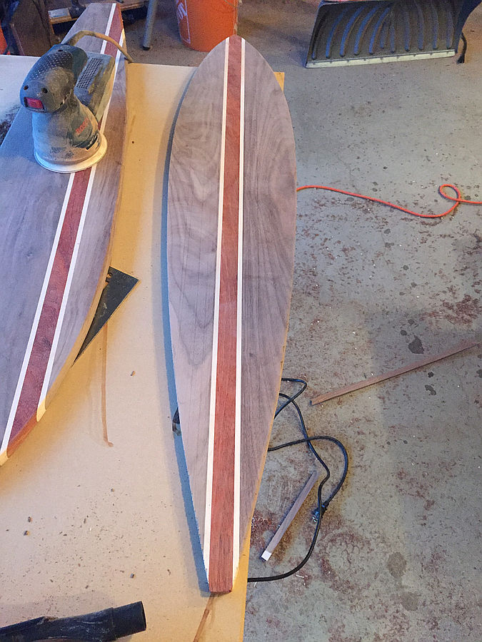 Photo of Longboard Build