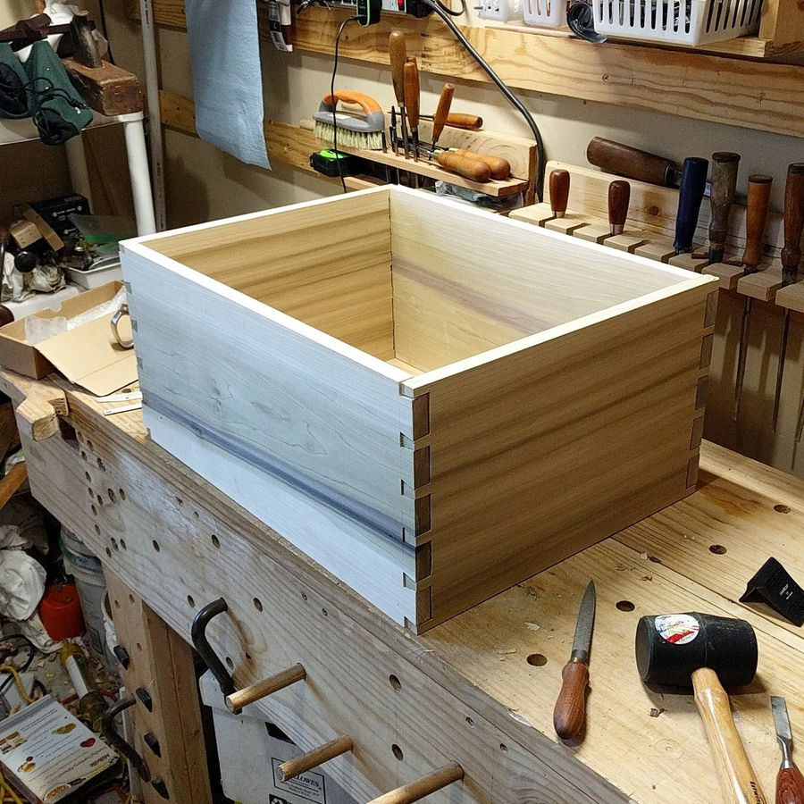 Photo of Coffin For My Cat (Unplugged Woodworking)