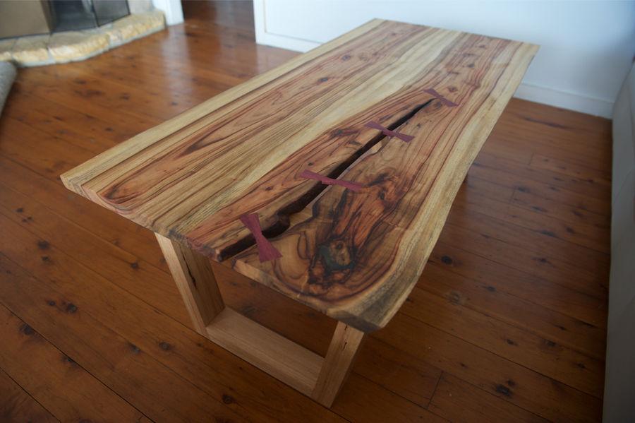 Photo of Kintsugi coffee table