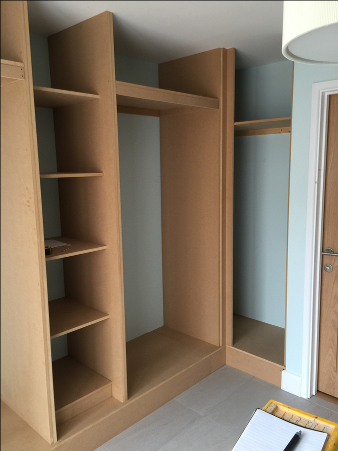 Photo of Fitted Wardrobe