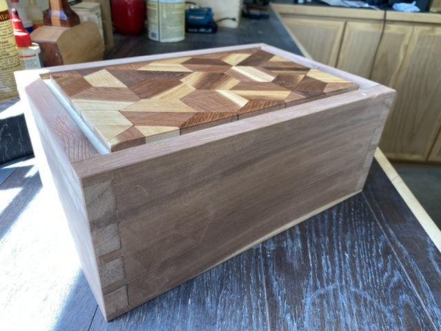 Photo of Boredom box