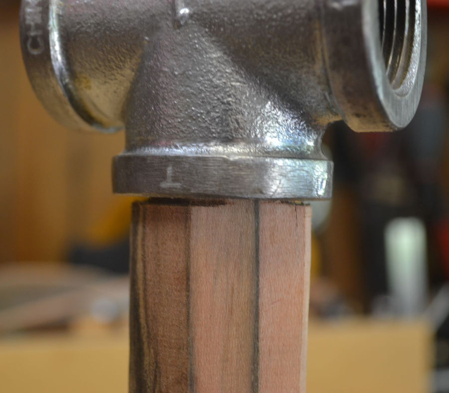 Photo of Pair of Scrapwood Mallets