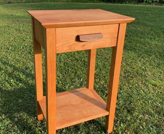 Telephone Table / Tall Side Table