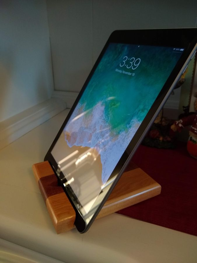 Photo of Wooden Ipad Stands