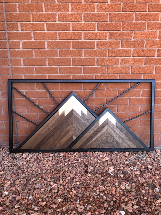 Photo of Rocky Mountains Wall Art
