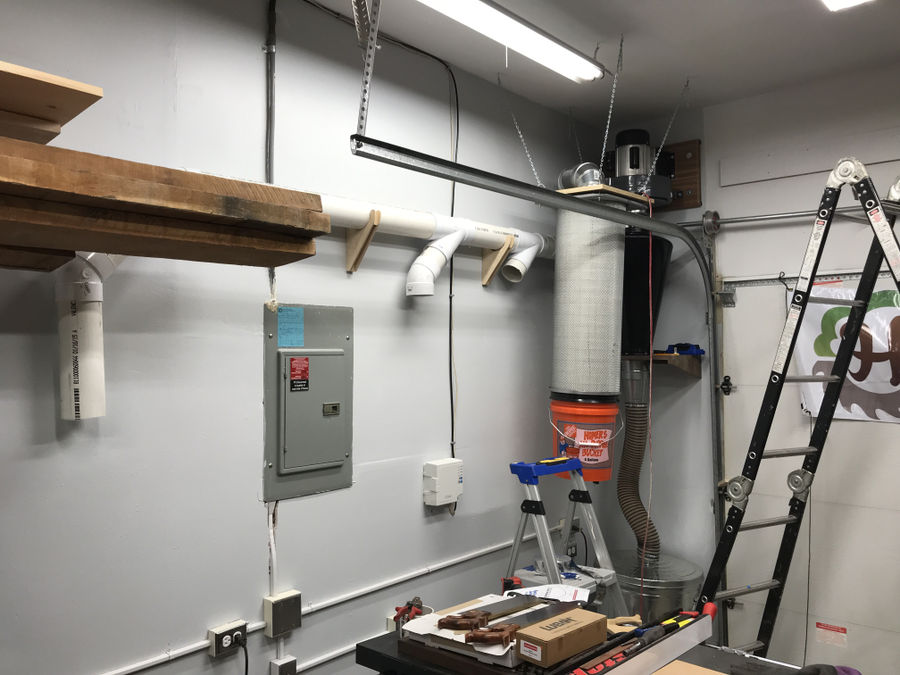 Photo of Never Ending Shop Remodel