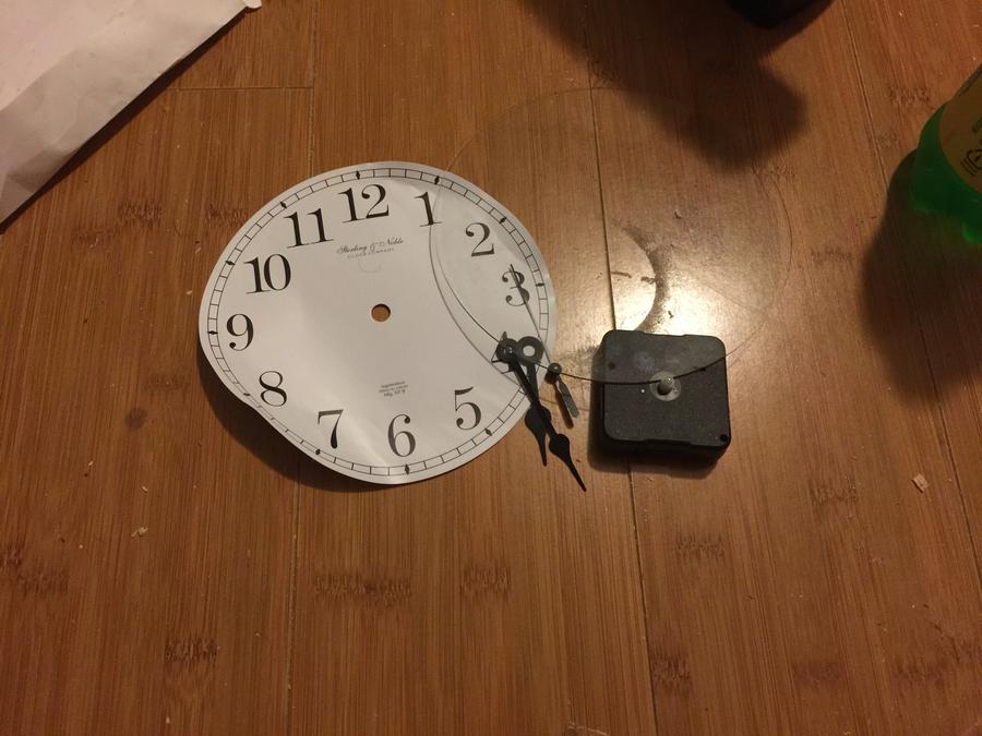 Photo of Rustic Reclaimed Clock