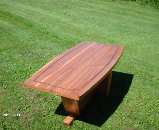 Coffee Table Out Of Cherry