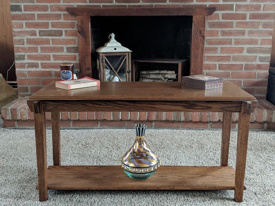 Photo of Prototype Table