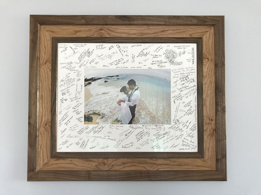 Photo of Wedding Photo Frame