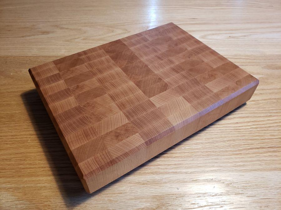 Photo of Beech End Grain Cutting Board