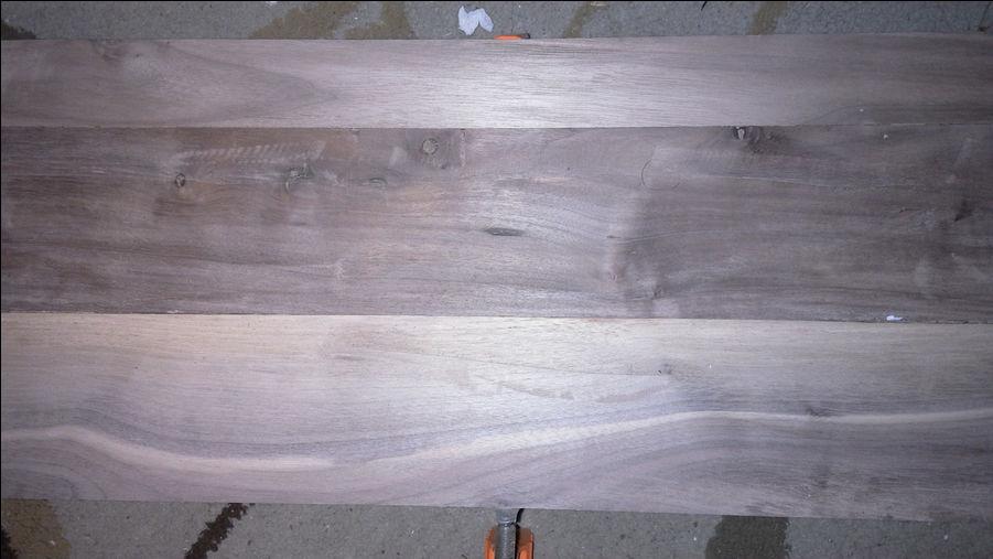Photo of Walnut Longboard