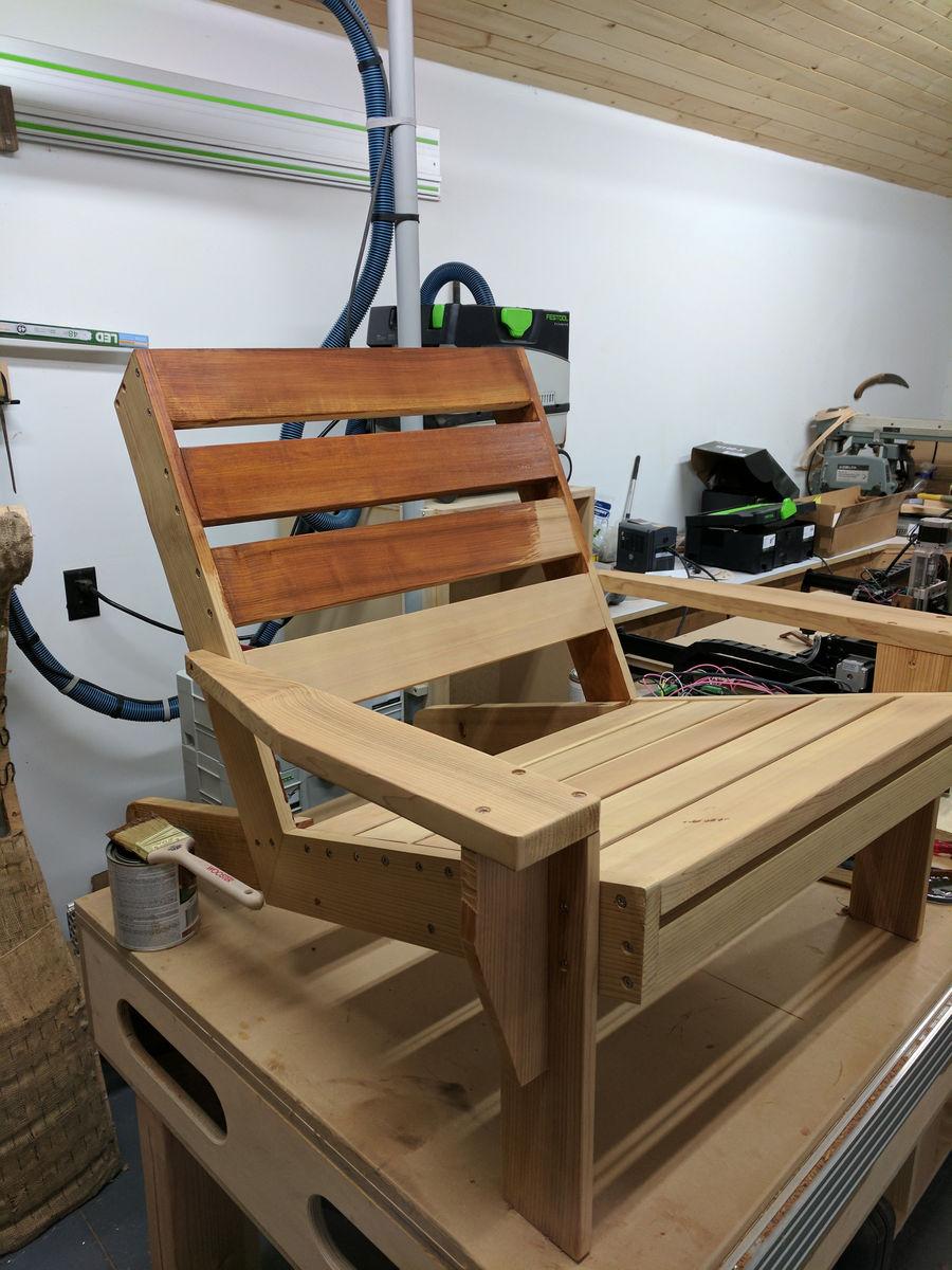 Photo of Modern Patio Lounge Chairs