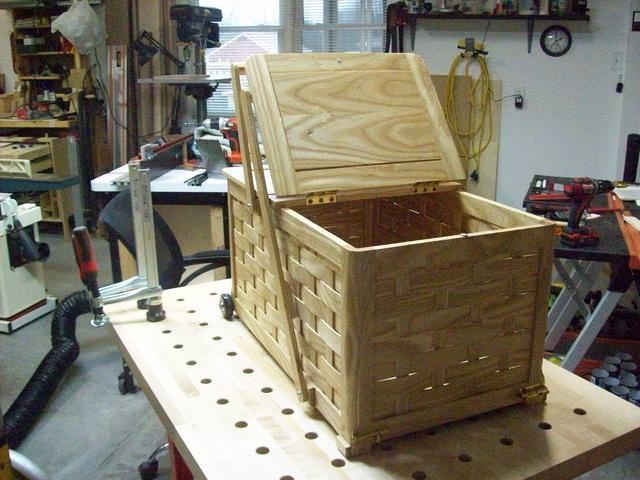 Photo of Picnic Basket.