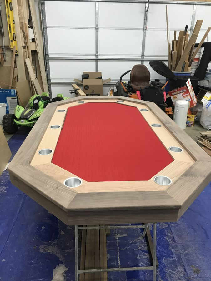 Photo of Poker Table