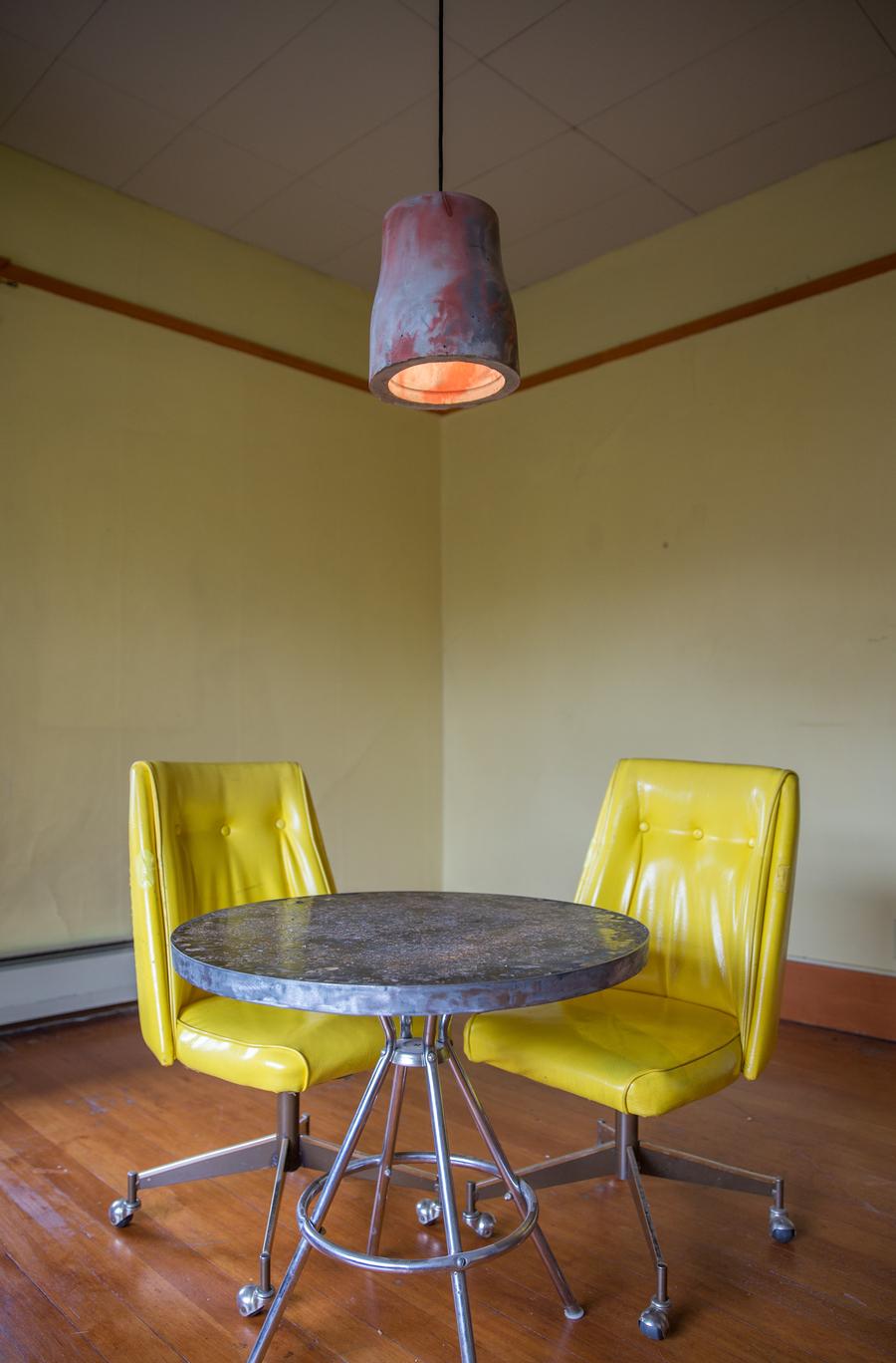 Photo of Concrete Pendant Lamps