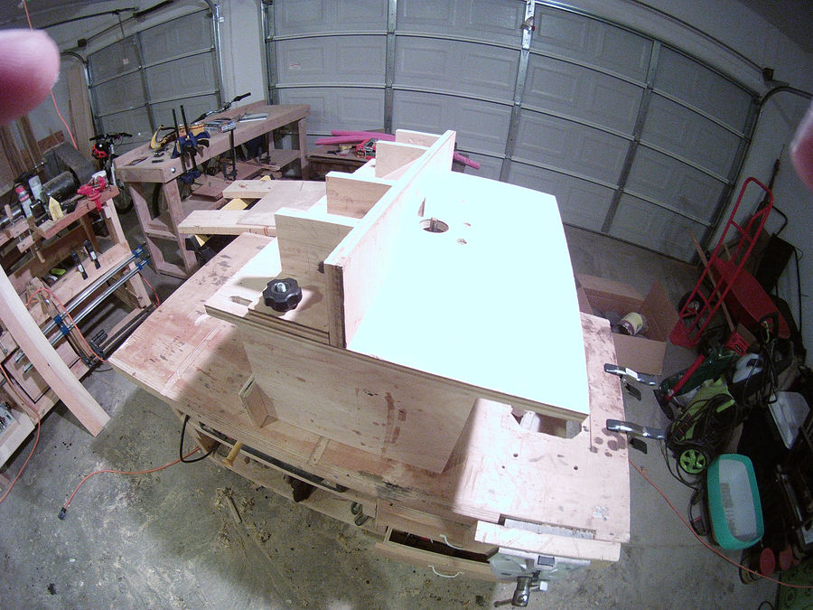 Photo of Quick And Dirty Benchtop Router Table