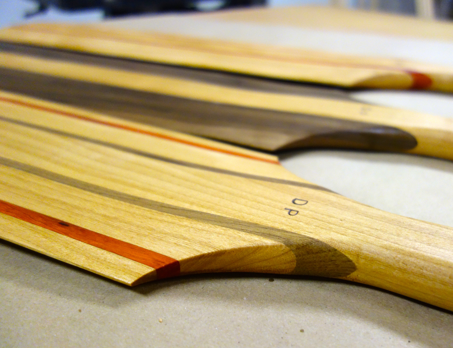 Photo of Wooden Paddles