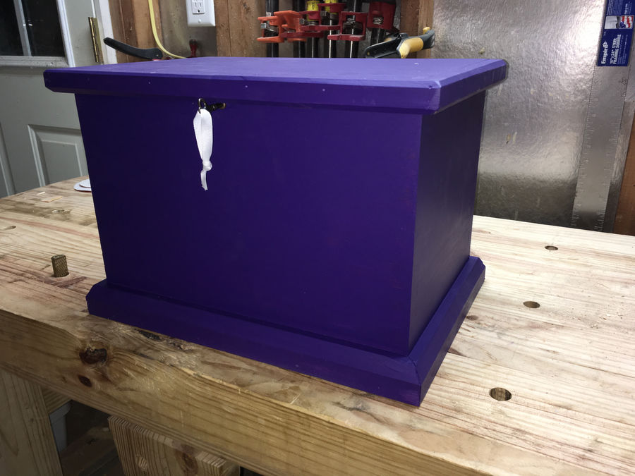 Photo of School Box Guild Build