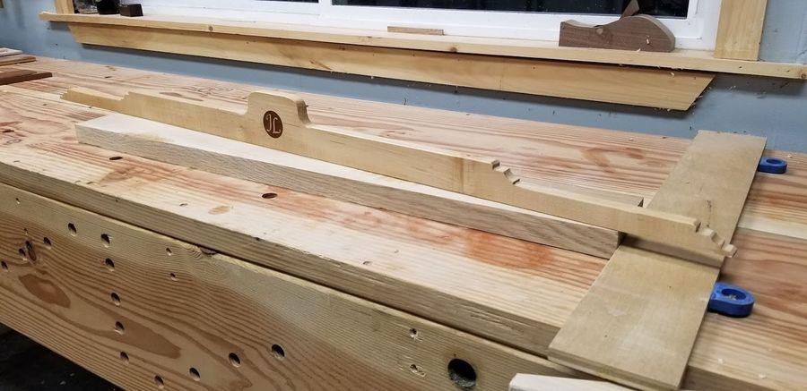 Photo of White Oak And Basswood Box