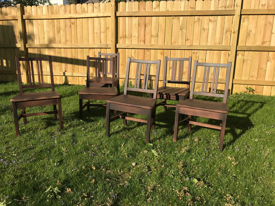 Photo of Set of Dining Chairs