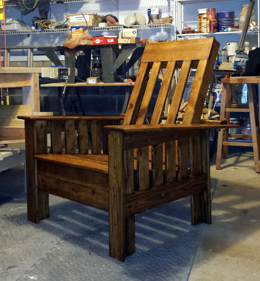 Fantastic Outdoor Morris Chair By Tmbridge Simplecove Alphanode Cool Chair Designs And Ideas Alphanodeonline