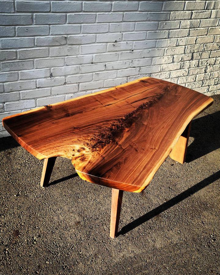 Photo of Black Walnut Coffee Table