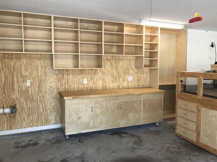 Photo of Garage Shop Upgrade